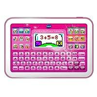 Vtech - 155255 - Ordinateur Pour Enfant - Tablette - Genius Xl - Rose