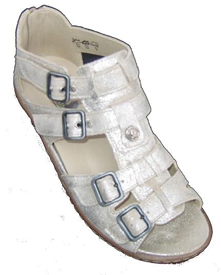 7b2dae55b2ad Waldläufer Women s Hilena Low-Top Sneakers Yellow Size  3.5  Amazon ...