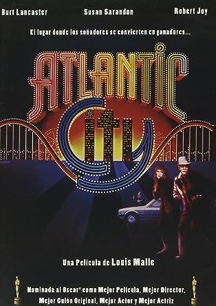 Amazon Com Atlantic City Ntsc Region 1 4 Dvd Import Latin America Burt Lancaster Susan Sarandon Michel Piccoli Louis Malle Movies Tv