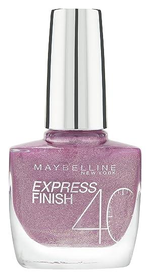 Maybelline Express Finish Nagellack Nr 531230 Mauve Diamonds