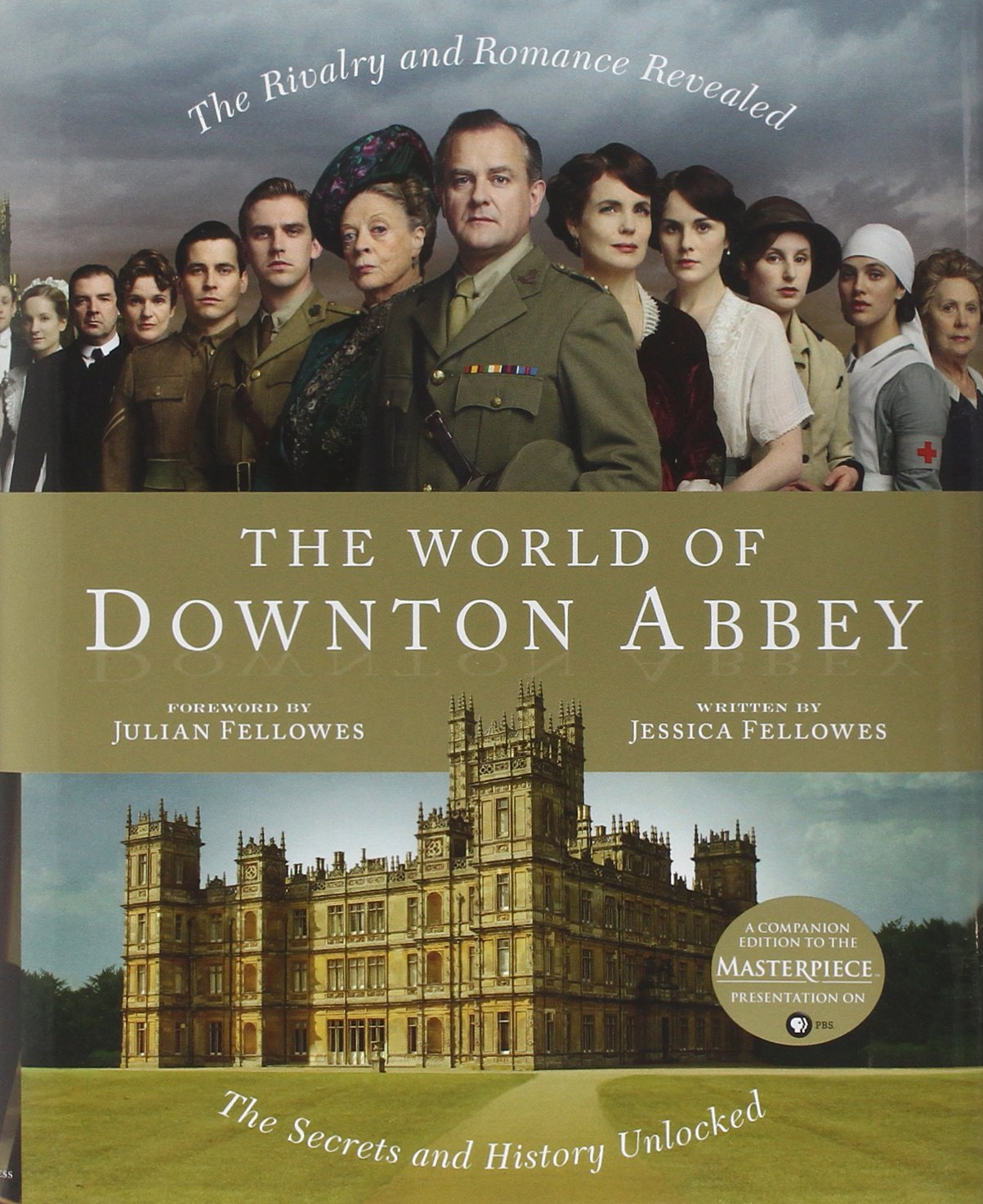 Amazon.it: The World of Downton Abbey - Fellowes, Jessica ...