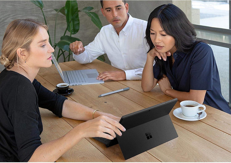 Core i7 SSD 256 GB RAM 16 GB Microsoft Surface Pro 7 Nero Tastiera Nera
