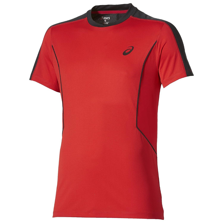 ASICS - Padel Top SS, Color Rojo, Talla S: Amazon.es: Deportes y ...