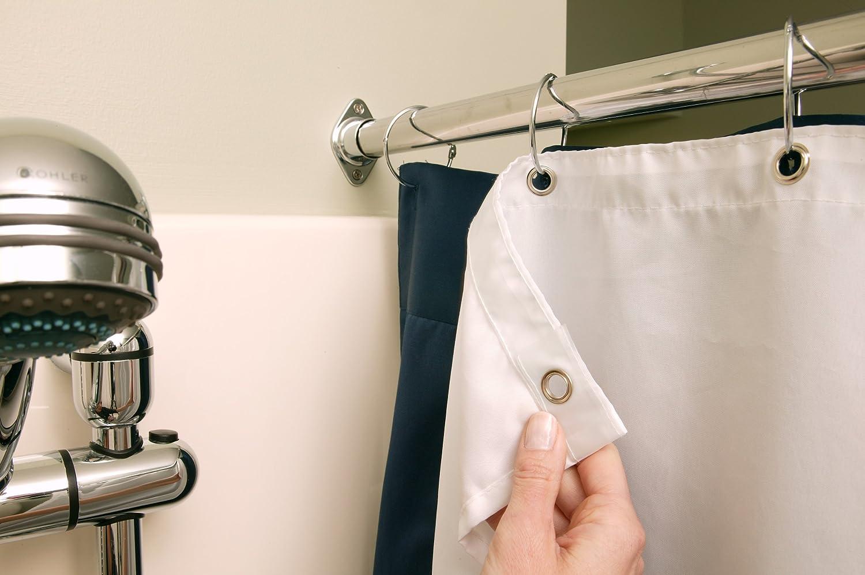 Amazon.com: SlipX Solutions Shower Splash Guards Keep Water Inside ...