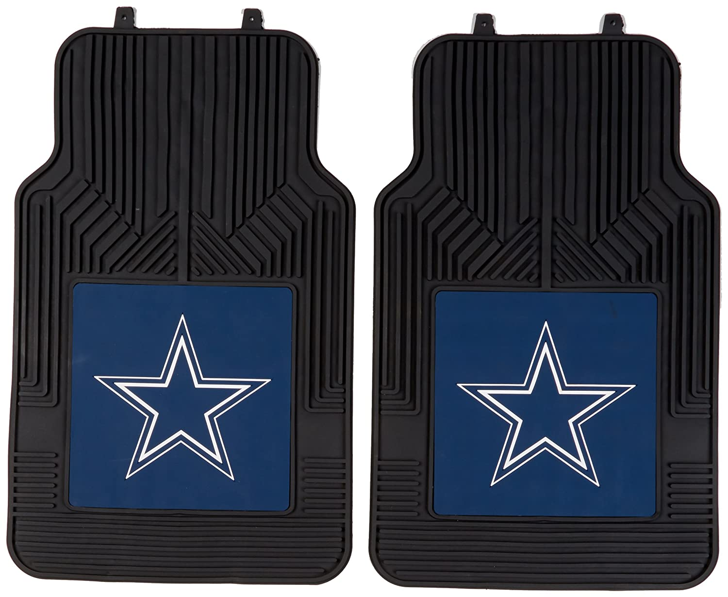 The Northwest Company NFL Dallas Cowboys Licensed Front Floor Mats One Size Multicolor
