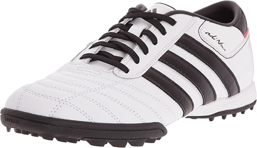 solo promesa pubertad  adidas adiNova II TRX TF – Ground Synthetic Football Boots –  White/Black/Bright Red White Size: 6.5: Amazon.co.uk: Shoes & Bags