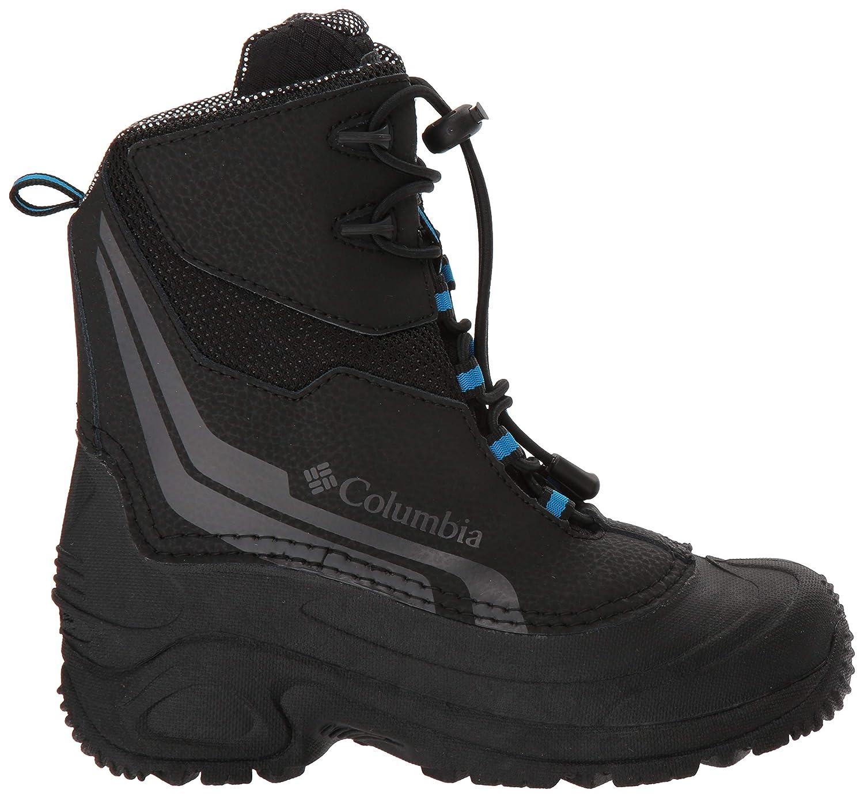 07184445ebf Columbia Kids' Youth Bugaboot Plus Iv Omni-Heat Snow Boot