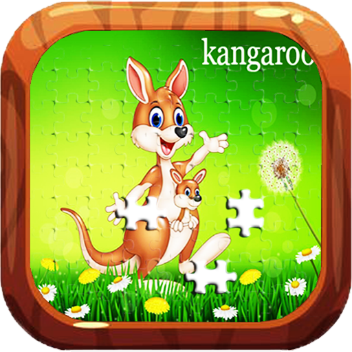 Jigsaw Puzzle:Cartoon Animals (Jig Premium)