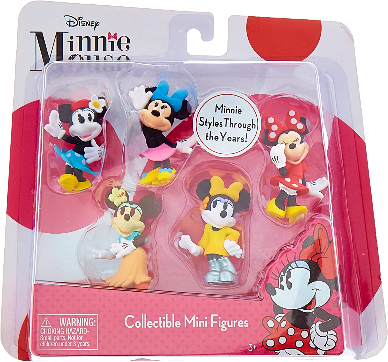 Just Play Minnie Mini Figure Set (5 Pack)