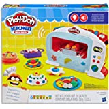 Play-Doh - Kitchen Creations - Magical Oven inc 6 Tubs of Dough & Acc - Creative Kids Toys - Ages 3+