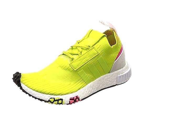 adidas NMD_Racer PK W, Zapatillas de Gimnasia para Mujer