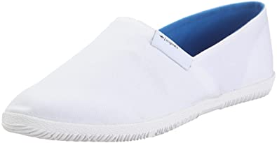 958876747813 adidas Originals Men s TOE-TOUCH Low-Top Sneakers White Size  UK 11.5