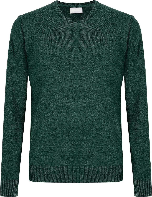 Ex Debenhams 2k18dec Mens Cashmere Jumper V Neck Cashmilon Soft Knit Sweater Pullover Bottle Green 3xl Amazon Co Uk Clothing [ 1500 x 1158 Pixel ]