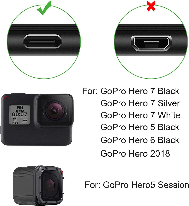 Silver gopro hero7