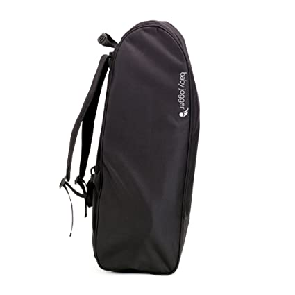 Baby Jogger City Mini Zip - Bolsa de transporte, color negro