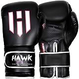 Hawk Boxing Gloves for Men & Women Training Pro...