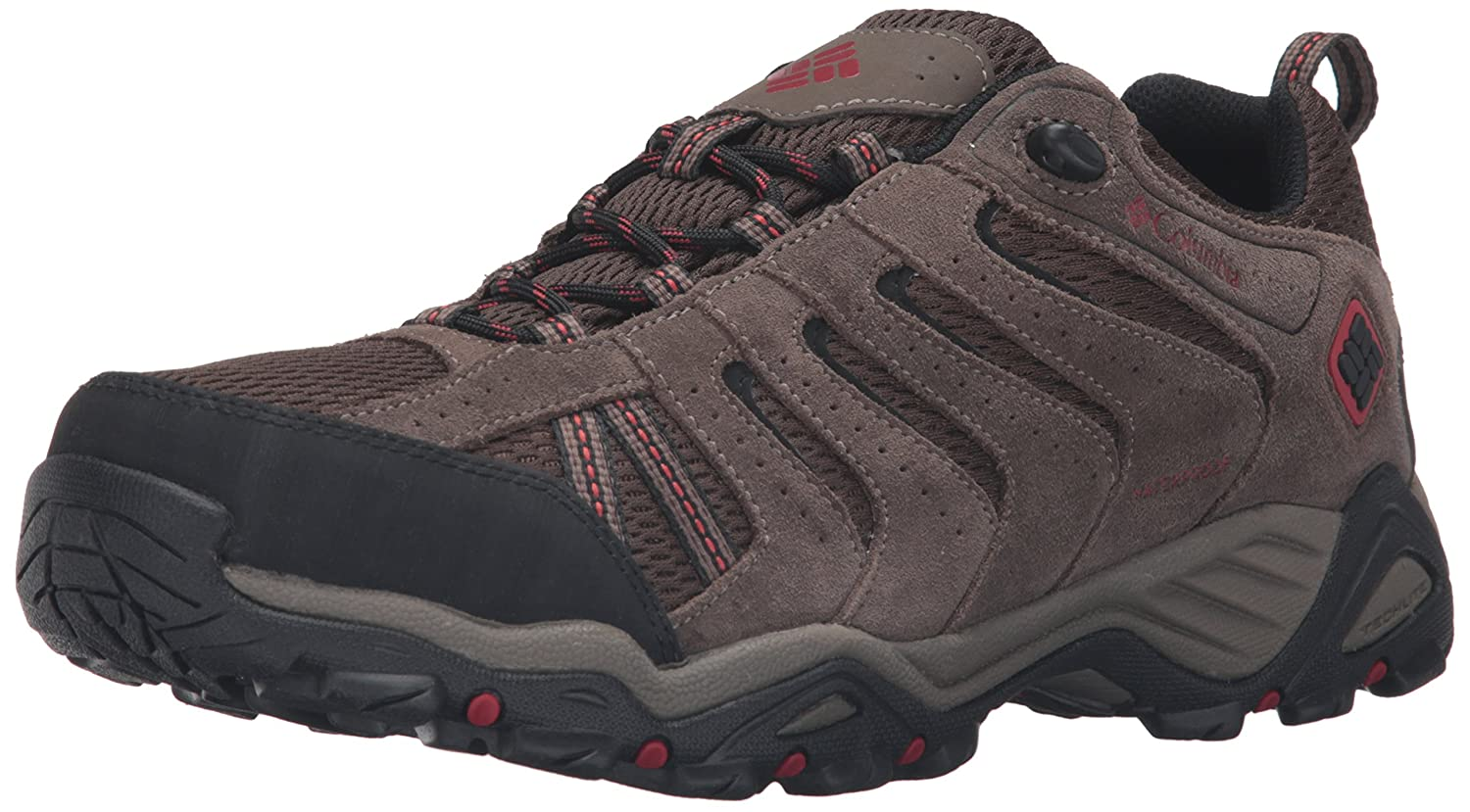 TALLA 43 EU. Columbia North Plains II Waterproof, Zapatillas de Senderismo para Hombre