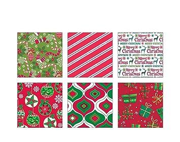 Christmas Gift Wrapper Design.Premium Christmas Gift Wrap Wrapping Paper Bulk For Men Women Boys Girls Kids 6 Different 16