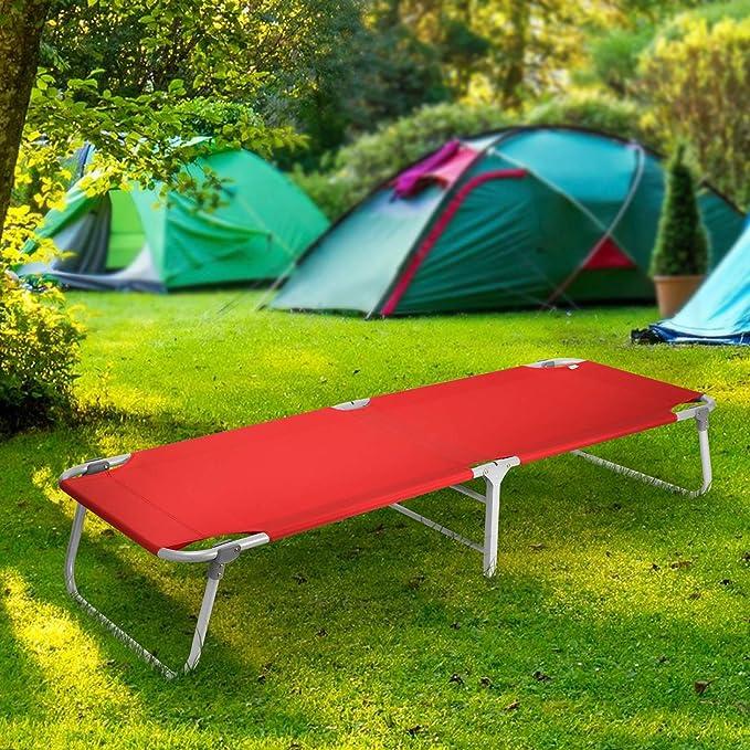 Magshion Portable Fold Up Camping Bed Cot