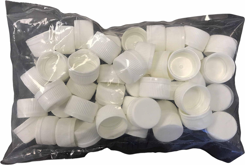 aquanation plástico Alterados 28 mm FDA Grado trenzado tapones de rosca para mascota botella de agua, indetectable Sneak Alcohol Whisky Ron, su ...