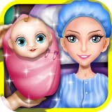 Newborn Baby Care - Mommy & Kids Game