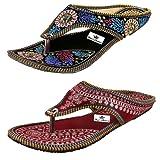 Thari Choice Women's Fasion Sandal (Pack Of 2)