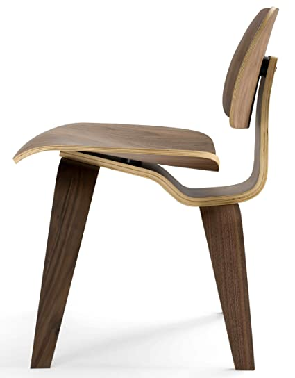 Aeon Richmond Plywood Dining Chair, Walnut Finish