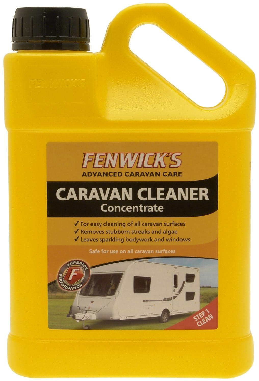 Fenwicks - Limpiador para caravanas (1 L), color amarillo CC40
