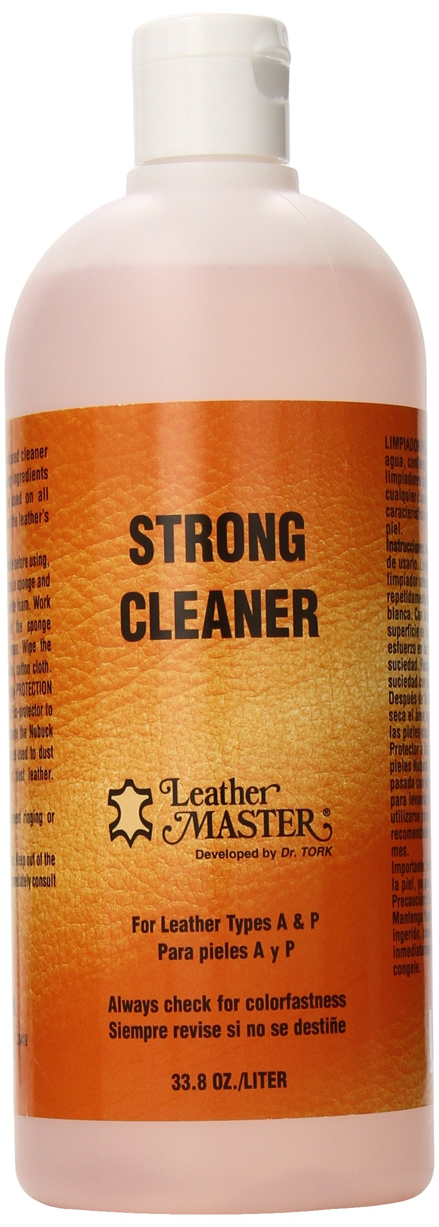 Leather Masters 1 Liter Strong Leather Cleaner