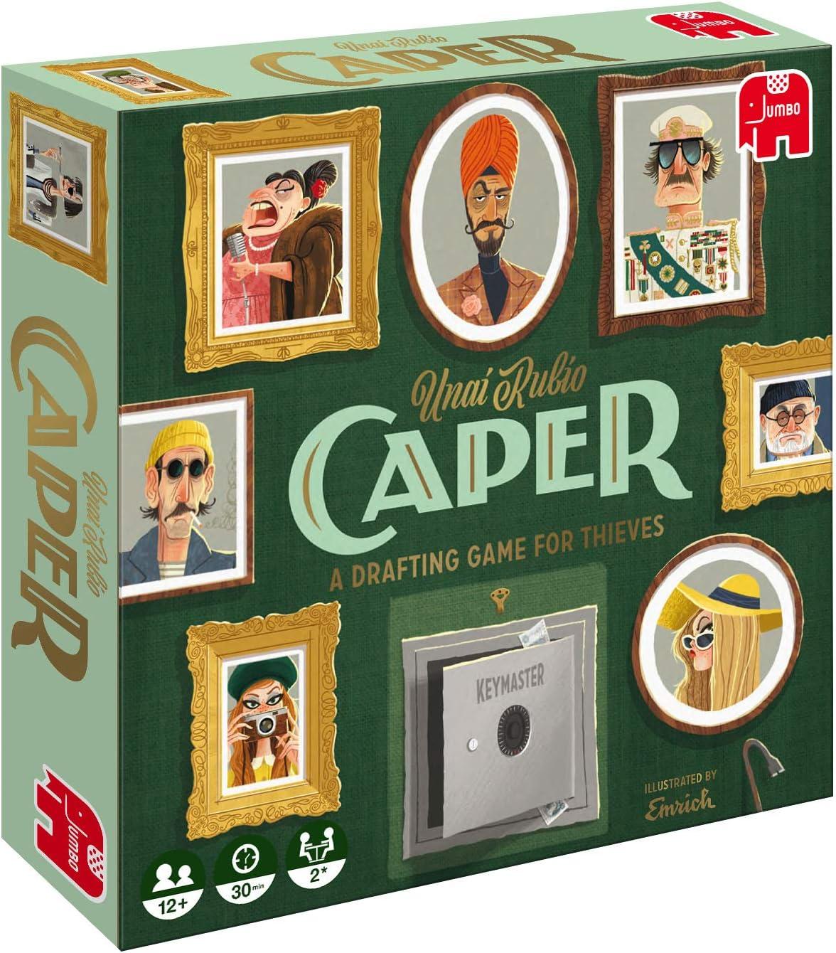 Caper 62406 JUMBO Jeux de Draft