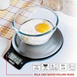 Tatkraft Classic Bilancia Digitale da Cucina in Acciaio Inossidabile