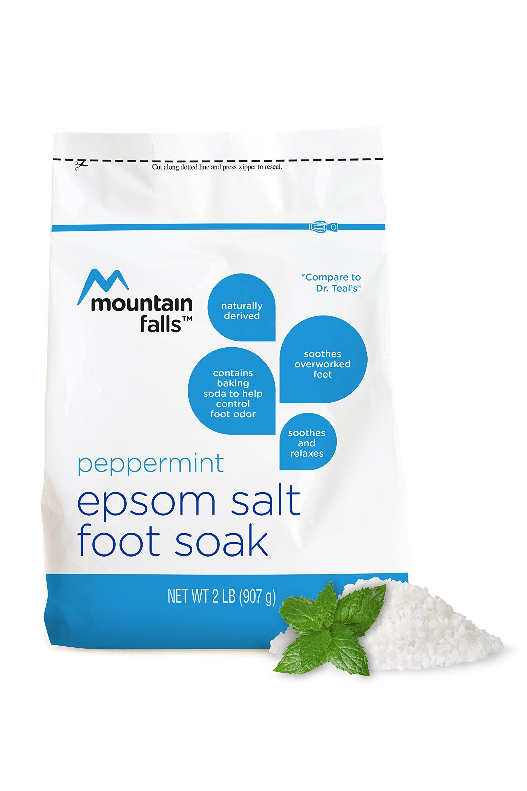 Mountain Falls Epsom Salt Magnesium Sulfate, 4 Pound - Amazon Mỹ