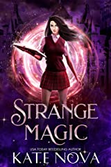 Strange Magic: A Why Choose Paranormal Academy Romance (Misfits of Magic Book 1) Kindle Edition