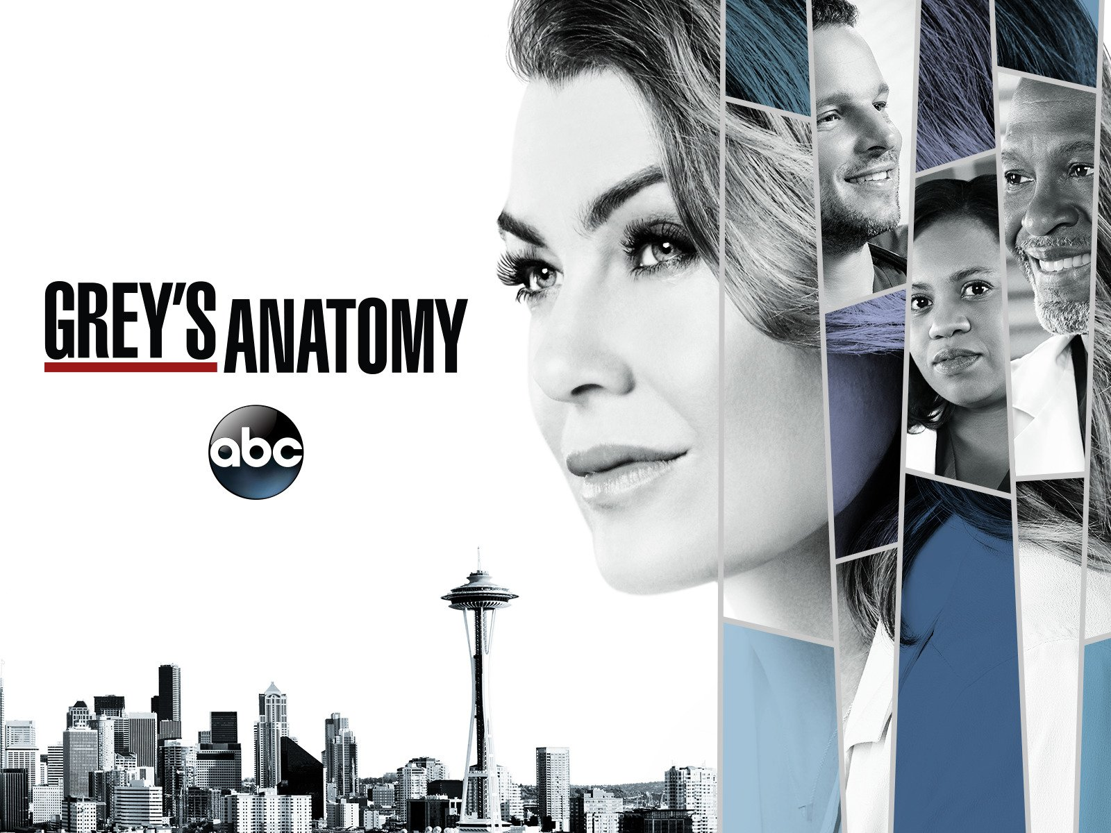 Amazon Greys Anatomy Season 14 Ellen Pompeo Justin Chambers