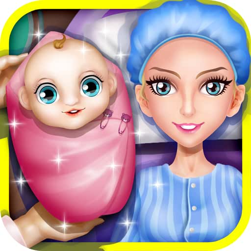Newborn Baby Care - Mommy & Kids Game