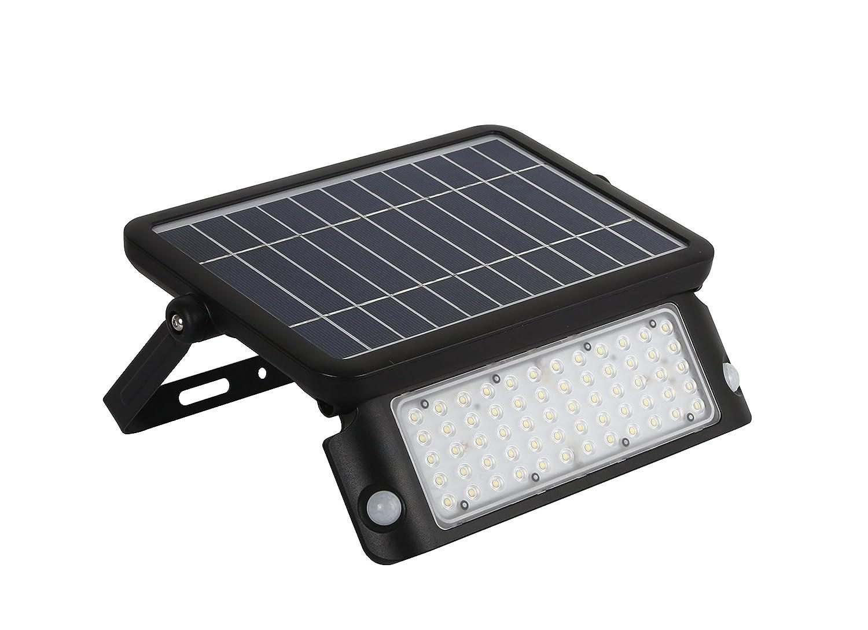 Fenoplastica Wandleuchte Solar LED 8520 N, schwarz