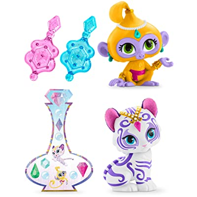 Fisher-Price Nickelodeon Shimmer & Shine, Tala and Nahal: Toys & Games
