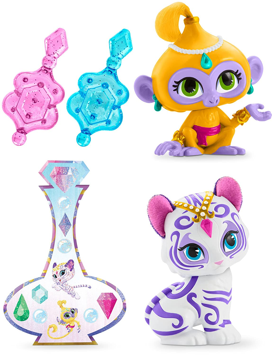 Fisher-Price Shimmer and Shine Tala and Nahal by Fisher ...