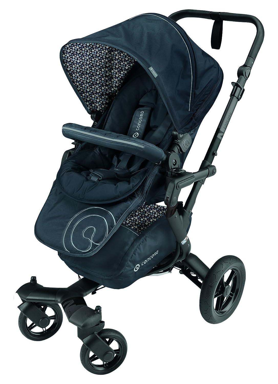 Concord Neo carrito de bebé, diseño de círculos, color negro ...