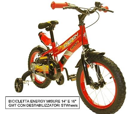 - ENERGY BabyKidBike d GMT bicicleta 16
