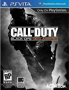 Call of Duty Black Ops:(Vita)