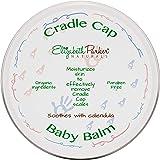 Organic Cradle Cap Baby Balm Dry Scalp Treatment With Manuka Honey - Calendula Oil - Beeswax - Infant Seborrheic…