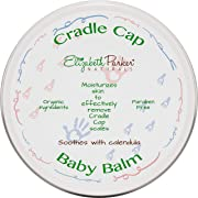 Cradle Cap Baby Balm Dry Scalp Treatment With Manuka Honey - Calendula Oil - Beeswax - Infant Seborrheic Dermatitis - Baby Eczema Relief - Itch and Rash Cream - Sulfate Free Paraben Free (2 oz)