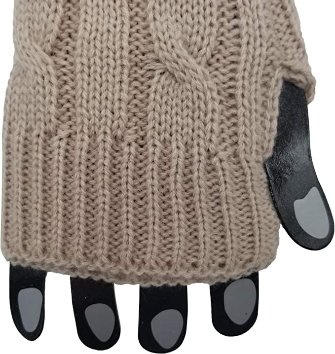 Balain Arm Warmer Winter Warm Handgelenk Arm Handw/ärmer Stickerei Spitze Fingerlose Handschuhe F/äustlinge Brautstulpe Armmanschette 1