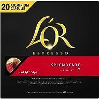 L'Or Espresso Café Splendente Intensité 7 Capsules en