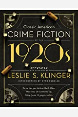 Classic American Crime Fiction of the 1920s Hardcover