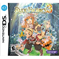 Rune Factory 3: Fantasy Harvest Moon / Game