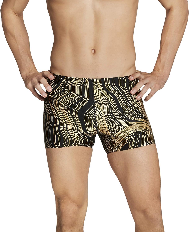 Speedo Swimsuit Square Leg Printed Swimsuit