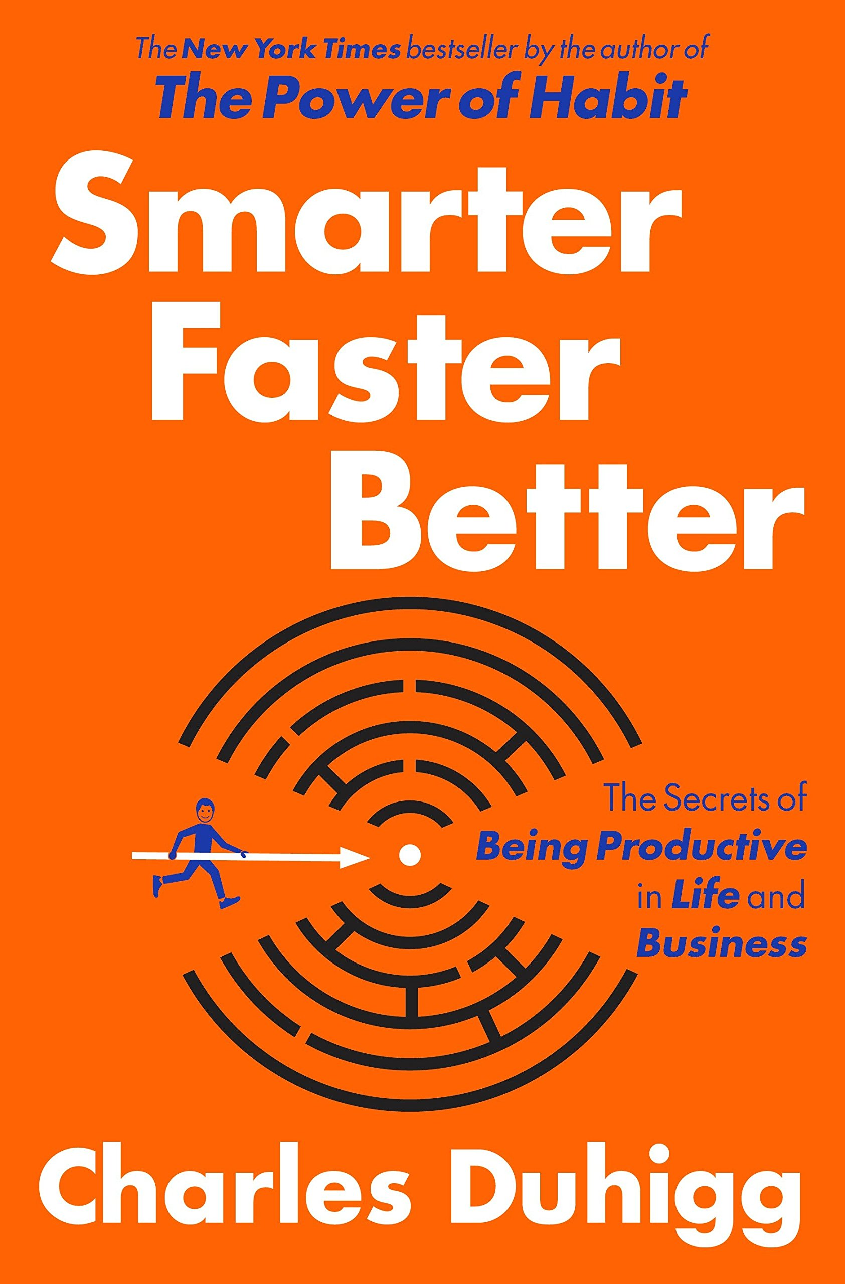 Smarter faster better the secrets of being productive in life and smarter faster better the secrets of being productive in life and business livros na amazon brasil 9780812993394 fandeluxe Images