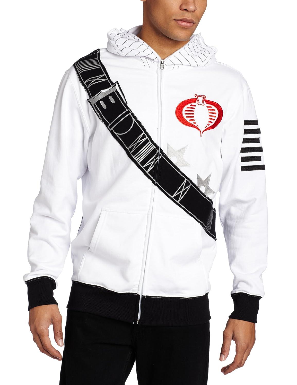 GI Joe Storm Shadow I Am Storm Costume Hoodie Sweatshirt Toyzany G1053MZQ